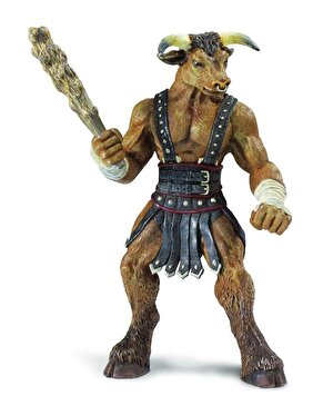 Safari, Figurina Minotaur