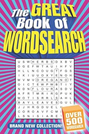 Wordsearch, Paperback