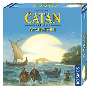 Catan - extensie Navigatorii
