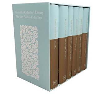 The Jane Austen Collection: A Limited Edition Boxset, Hardcover