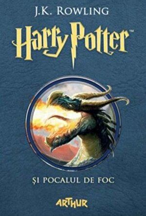 Harry Potter vol 4