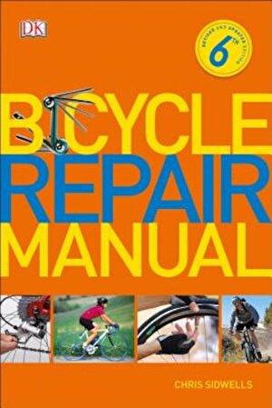 Bicycle Repair Manual, 6th Edition, Paperback