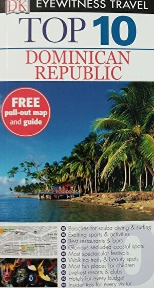 DK Eyewitness Top 10 Travel Guide: Dominican Republic - English version