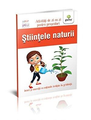 Stiintele naturii. Activitati de zi cu zi. 5-6 ani