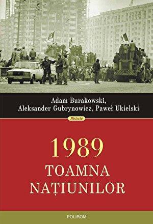 1989. Toamna natiunilor (eBook)