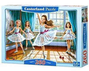 Puzzle Mici balerine, 260 piese