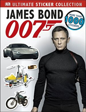 James Bond Ultimate Sticker Collection