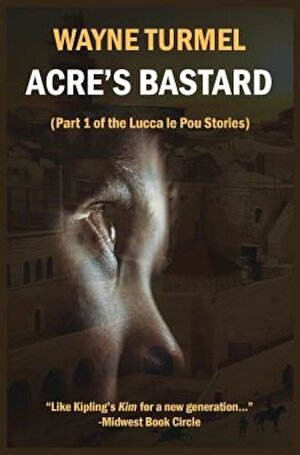Acre's Bastard: Historical Fiction from the Crusades, Paperback