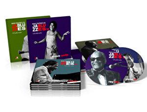 Colectia Mari cantareti de Jazz si Blues (20 de volume)
