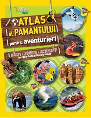 Atlasul pamantului pentru aventurieri