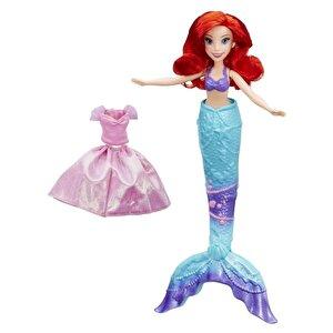 Disney Princess - Papusa Ariel, Surpriza transformarii