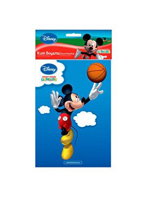 Plansa pictura nisip S, Mickey