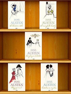 Jane Austen csomag (eBook)
