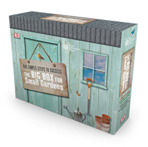 RHS Big Box for Small Gardens (Book+CD)