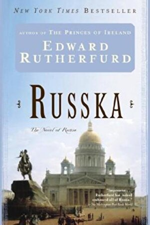 Russka: The Novel of Russia, Paperback
