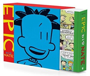 Epic Big Nate, Hardcover