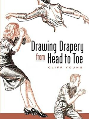 Drawing Drapery from Head to Toe, Paperback