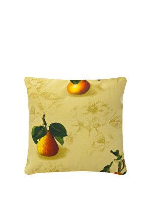 Perna decorativa - Fruits, 40 x 40 cm