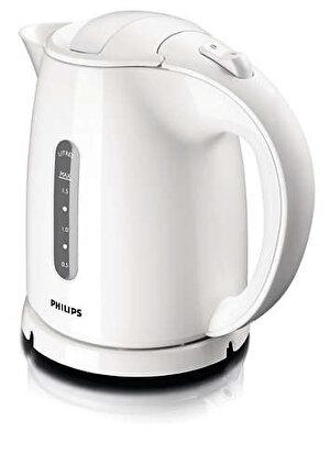 Fierbator cordless Philips HD4646/00, 2400 W, 1.5 l, Alb