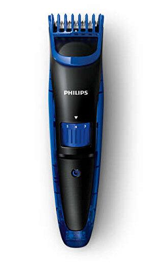Masina de tuns barba Philips QT4002/15, 1 - 10 mm, 10 Trepte, Acumulatori, Negru