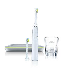 Periuta de dinti electrica Philips Sonicare DiamondClean HX9382/04, 31000 miscari de curatare/minut, 5 programe, 2 capete