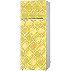 Sticker decorativ pentru frigider Fun in Kitchen, 748FUK1471