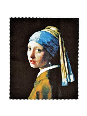 Microfibra - Vermeer, Fata cu cercel de perla
