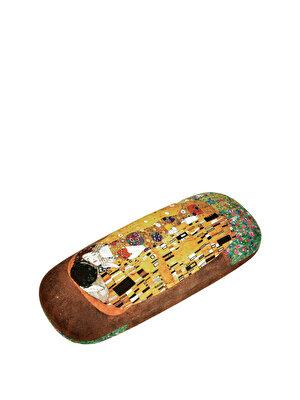 Etui pentru ochelari - Klimt, Sarutul