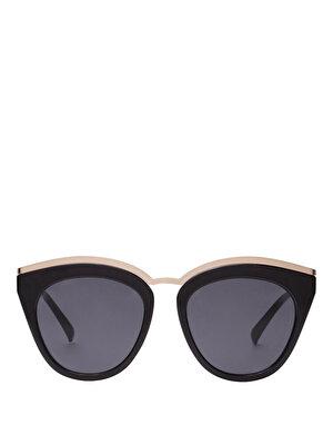 Ochelari de soare Le Specs Eye Slay Black