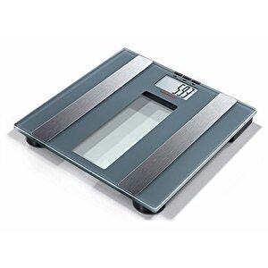 Cantar Persoane Soehnle Body Control Use, 404295, sticla, argintiu