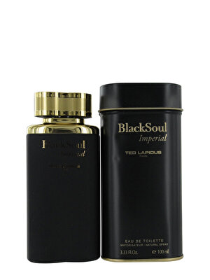 Apa de toaleta Black Soul Imperial,100 ml, pentru barbati