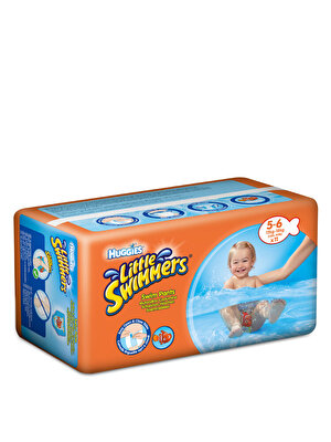Huggies - Chilotei impermeabili Little Swimmers 5-6, 11 buc, 11-18 kg