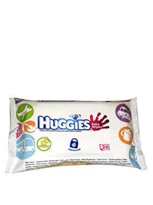 Huggies - Servetele umede Travel Pack, 24 buc./set