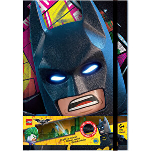 The LEGO Batman Movie, Agenda cu LED