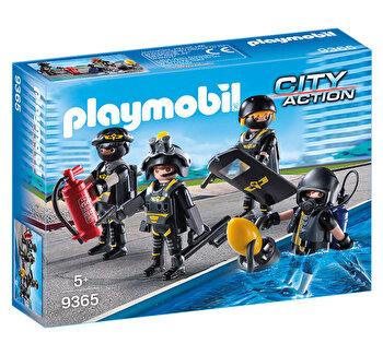 Playmobil City Action, Echipa SWAT de la Playmobil