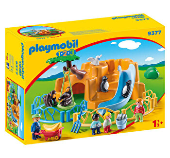 Playmobil 1.2.3, Zoo de la Playmobil