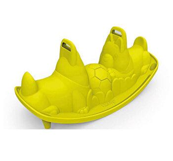 Balansoar pentru copii , Smoby, verde de la Smoby