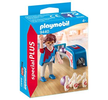 Playmobil Special Plus, Figurina jucand bowling de la Playmobil