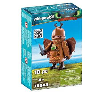 Playmobil Dragons III, Fishleg in costum de zbor de la Playmobil