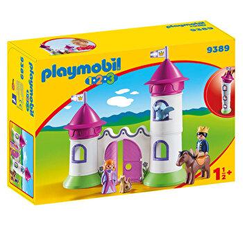 Playmobil 1.2.3, Castel cu turnuri de la Playmobil