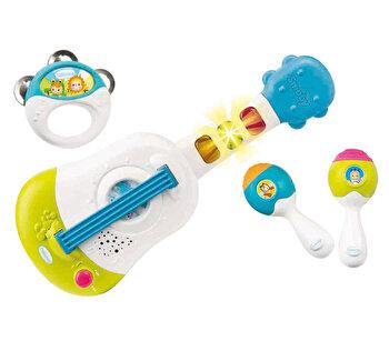 Primul meu set de instrumente muzicale, Smoby Cotoons de la Smoby
