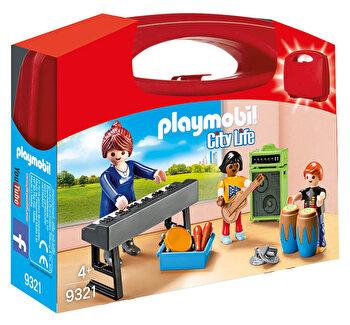 Playmobil City Life, Set portabil -curs muzica de la Playmobil