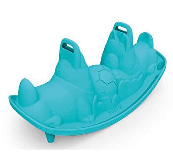 Balansoar pentru copii, Smoby, albastru de la Smoby