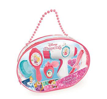 Gentuta cu accesorii pentru frumusete Smoby, Disney Princess de la Smoby