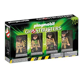 Playmobil Ghostbusters, Set 4 figurine de la Playmobil