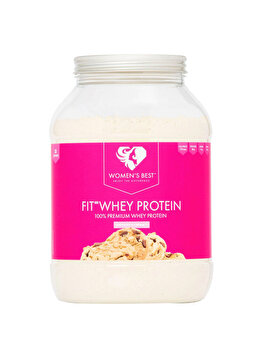 Fit Whey 80% - Cookies & Cream 1000g