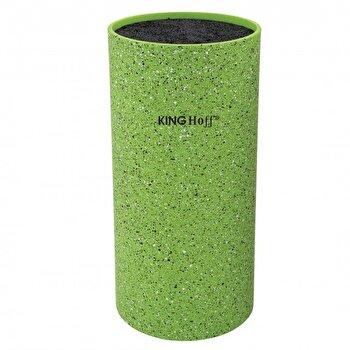 Suport pentru cutite King Hoff, 22 cm, KH-1094, Verde de la KING Hoff