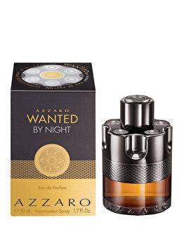 Apa de parfum Azzaro Wanted by Night, 50 ml, pentru barbati de la Azzaro