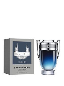 Apa de parfum Paco Rabanne Invictus Legend, 50 ml, pentru barbati de la Paco Rabanne