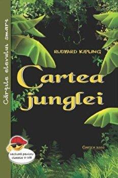 Cartea Junglei/Rudyard Kipling de la Cartex 2000